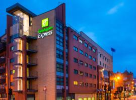 Holiday Inn Express - Glasgow - City Ctr Riverside, accessible hotel in Glasgow