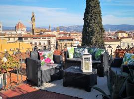 The View Of Sangiorgio, hotel near Pitti Palace, Florence