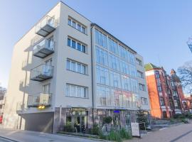 Hotel Lazur Apartamenty, accessible hotel in Świnoujście