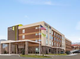 Home2 Suites By Hilton Colorado Springs South, Co, hotel near Manitou Pikes Peak Railway, Colorado Springs