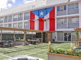 San Juan Airport Hotel, hotel en San Juan