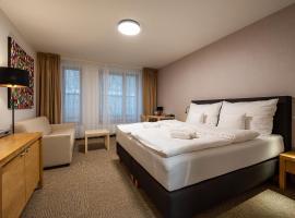 Penzion V Ráji – hotel w Ołomuńcu