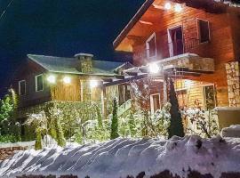Villars, cabin in Aḑ Ḑay'ah