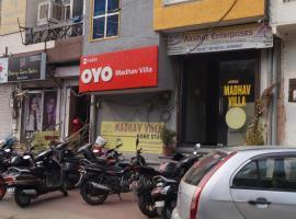 Madhav Villa, hotel near RIICO, Jaipur
