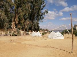 Tunis Tone, glamping site in Fayoum