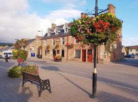 Commercial Hotel, hotel in Alness
