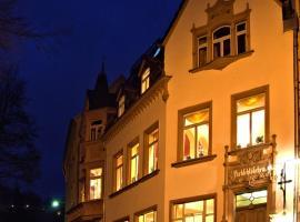 Parkschlösschen in Greiz, hotel near Dam Pöhl, Greiz