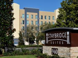 Staybridge Suites St. Petersburg FL, hotel near Treasure Island Golf Tennis Recreation Center, St Petersburg