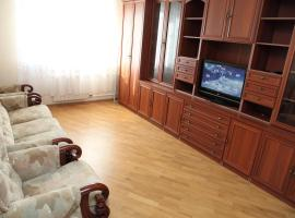 Green, family hotel in Zelenograd