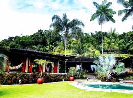 Casa Hotel Paraíso Paraty, pet-friendly hotel in Paraty