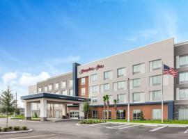 Hampton Inn Odessa Trinity, hotel v destinaci Odessa
