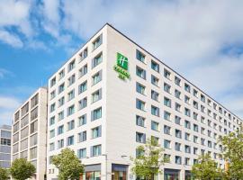 Holiday Inn Berlin City East Side, an IHG Hotel, hotel near East Side Gallery, Berlin
