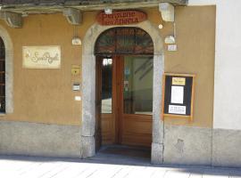 Pensione Sant'Angela, hotel in Ponte di Legno