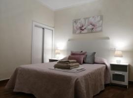 Apartamento EntreCaminos, hotel en Setenil de las Bodegas