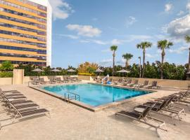 DoubleTree by Hilton Orlando Downtown, hotel near Amway Center, Orlando