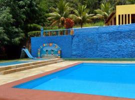 Hotel Gruta Da Serra, pet-friendly hotel in Guaramiranga
