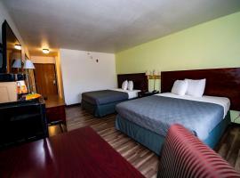 Rodeway Inn Central Colorado Springs, hotel in Colorado Springs