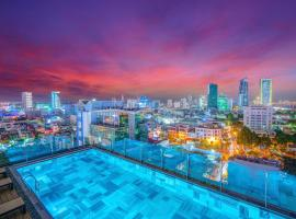 Seahorse Hotel & Office by HAVI, hotel in Danang