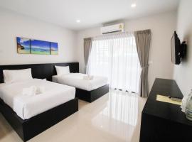 Baan Plaai Ngam, hotelli kohteessa Bophut
