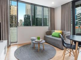 Oaks Melbourne Southbank Suites, apartamento em Melbourne