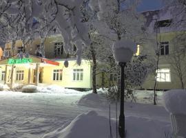 Гостиница Лапландия, hotel near Murmansk Airport - MMK, Murmashi