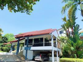 The cosy holiday villa, budget hotel in Kota Kinabalu