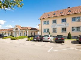 Heuboden Gästehaus, hotel in Umkirch