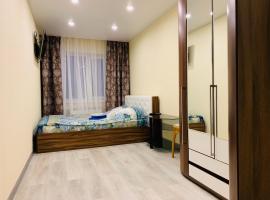 Apartment TwoPillows Pischevikov 21, отель в Воркуте