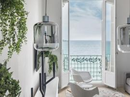 Belle Epoque 2, pet-friendly hotel in Menton