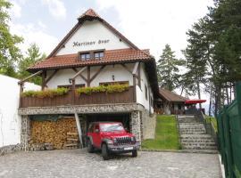Penzion Martinov Dvor, hotel in Žilina