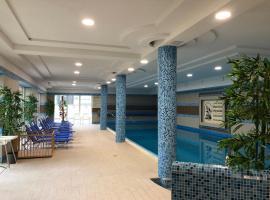 Mátyás Király Gyógy- és Wellness Hotel, отель в Хайдусобосло