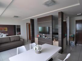 Exclusivo flat em Tambaú, hotel with pools in João Pessoa