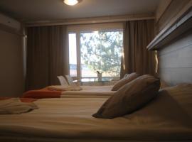 Jääskän Loma Apartment Hotel Härmä, hotelli Härmässä lähellä maamerkkiä PowerPark
