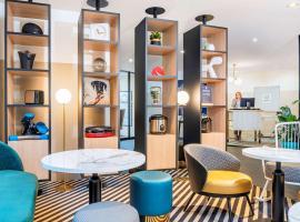Aparthotel Adagio Paris Montrouge, hotel in Montrouge