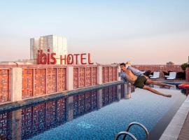 ibis Jaipur Civil Lines - An AccorHotels Brand, hotel in Jaipur