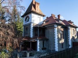 Vila Retezat Sinaia, gazdă/cameră de închiriat din Sinaia