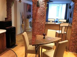 Castle Premium Apartment, hotel with jacuzzis in Budapest