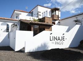 Villas Linaje del Pago, lodge in Sauzal