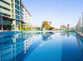 Thermas All Inclusive Resort Poços de Caldas, hotel perto de Parque Aquático Walter World, Poços de Caldas