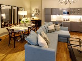 Ilen Apartments: Prag'da bir daire