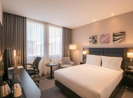 Hilton Garden Inn Frankfurt City Centre, hotel in Frankfurt/Main