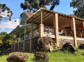 Casa Barragem do Salto, holiday home in São Francisco de Paula