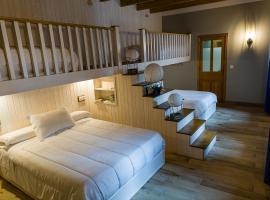 Hospedium Hotel El Nido de Alcudia Suites, hotel en Almodóvar del Campo