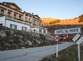 Albergo Parco Gran Sasso, hotel near Campo Imperatore, Castel del Monte