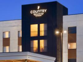 Country Inn & Suites by Radisson, Oklahoma City - Bricktown, OK, hotel in Oklahoma City
