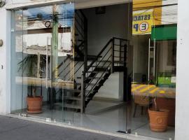 Hotel Parga, hotel in Aguascalientes