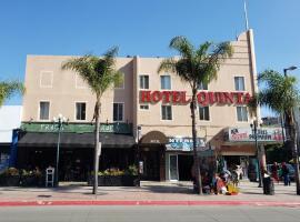 Hotel Quinta, hotel near Southwestern College, Tijuana