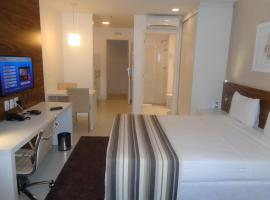 Hotel Fusion Express, Setor Hoteleiro Norte, hotel near Square of the Three Powers, Brasília