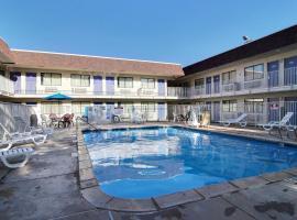 Motel 6-Lubbock, TX, hotel u gradu Lubok