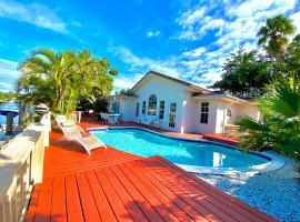 Villa-Coral-Ridge, hotel near Johns Siding Railroad Station, Fort Lauderdale